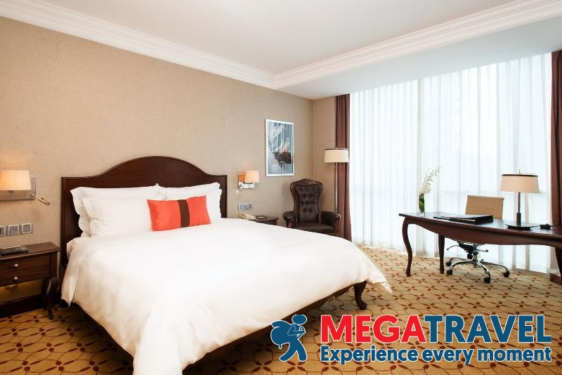 best hotels near ho chi minh airport 5
