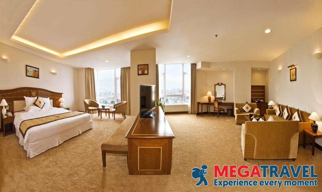 best hotels near ho chi minh airport 9