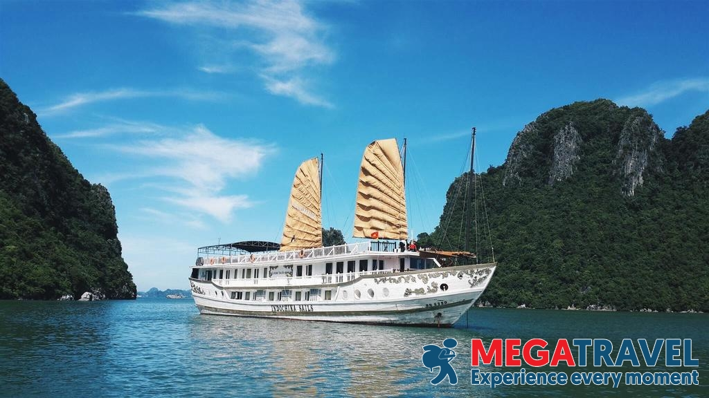 best Halong Bay cruises for backpackers 14