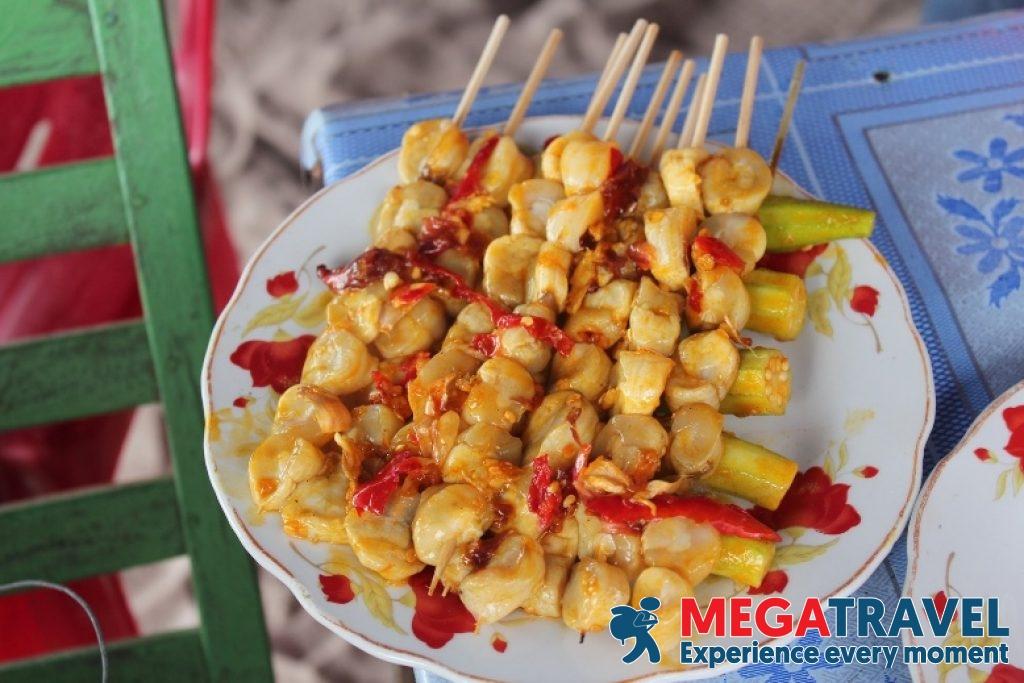 best seafoods in Vietnam 21