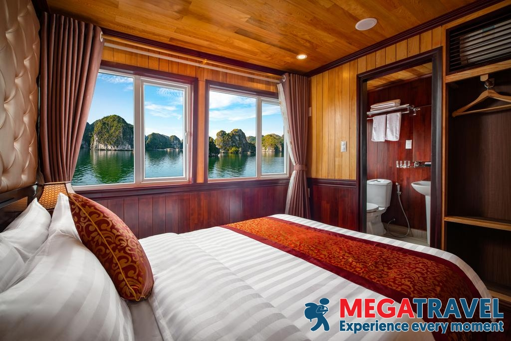 best Halong Bay cruises for backpackers 21