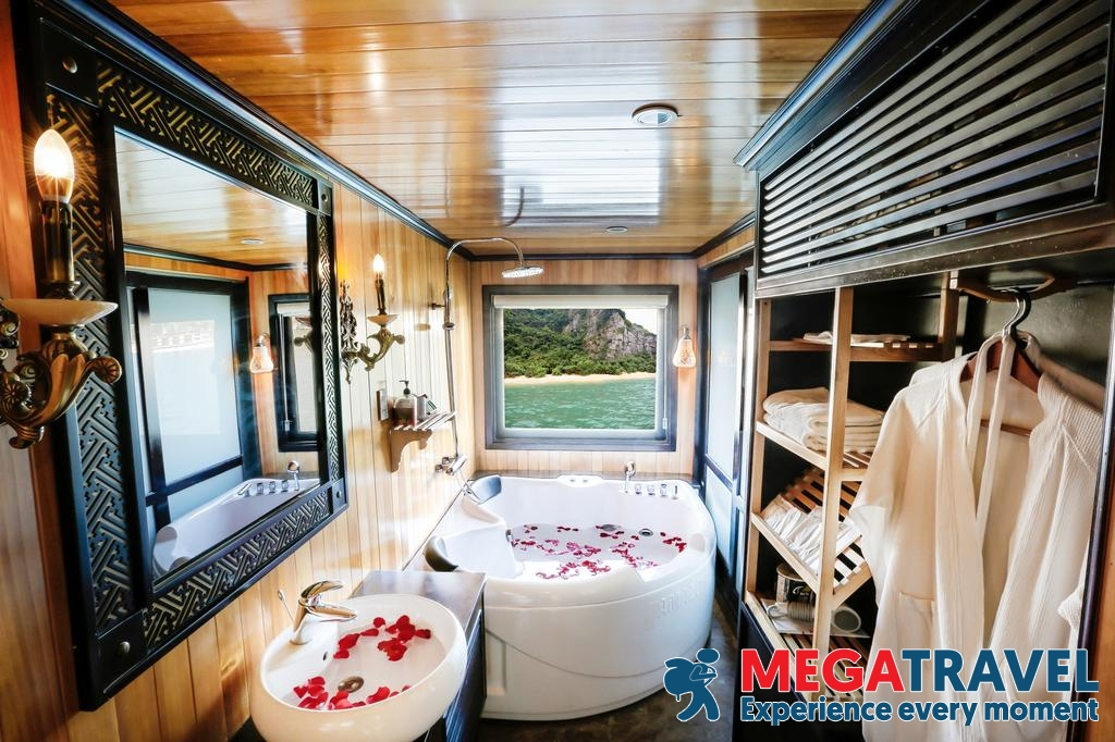 best Halong Bay cruises for backpackers 3