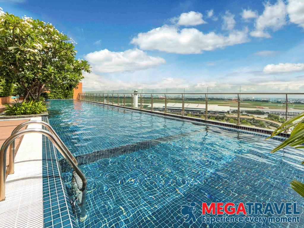 best hotels near ho chi minh airport 10