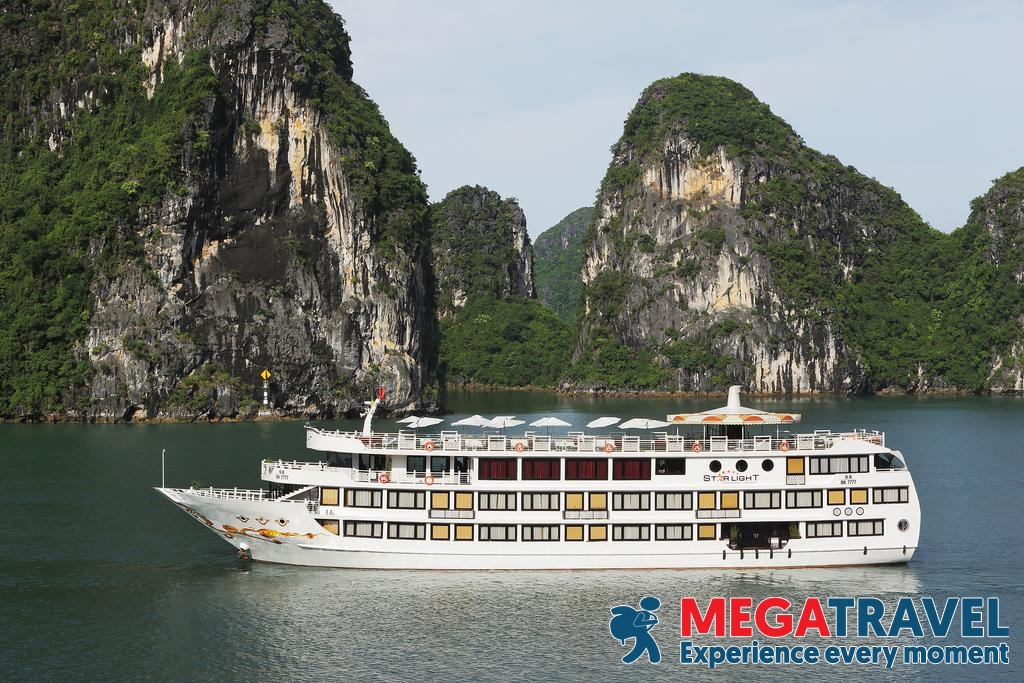 best Halong Bay cruises for backpackers 2
