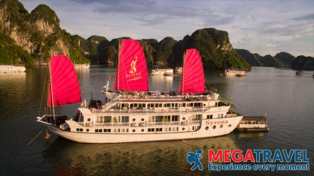 best Halong Bay cruises for backpackers 12