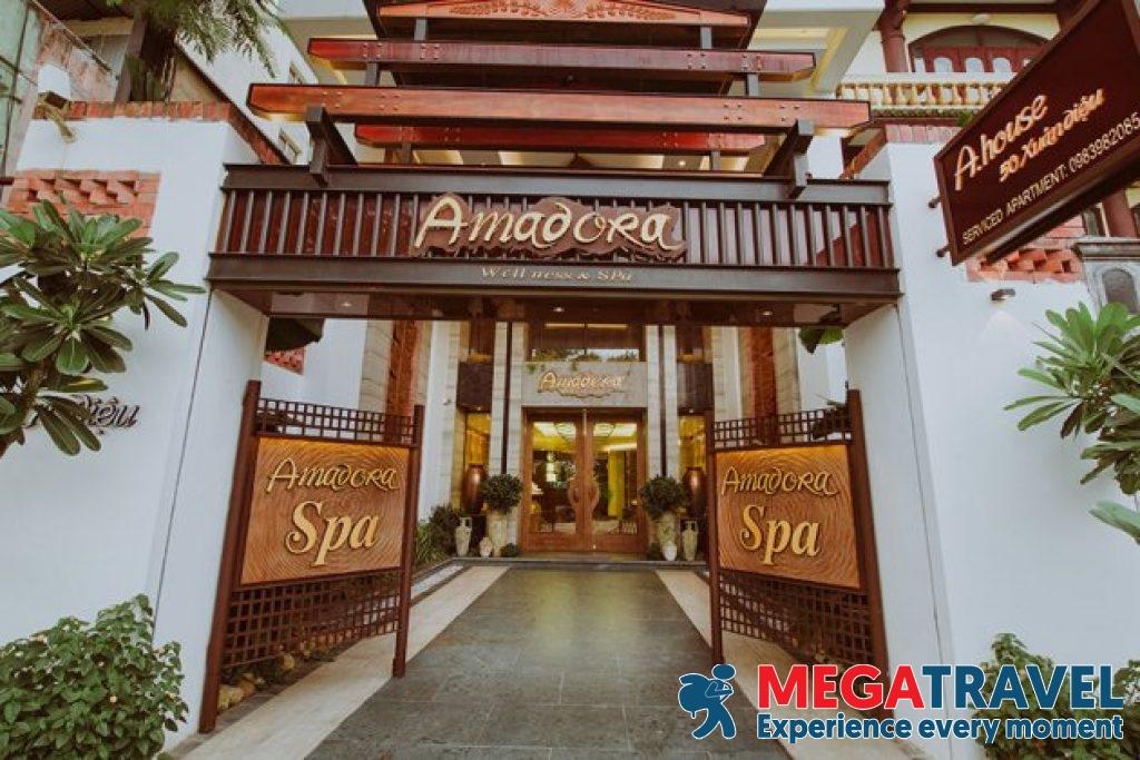 best spas in Vietnam 2