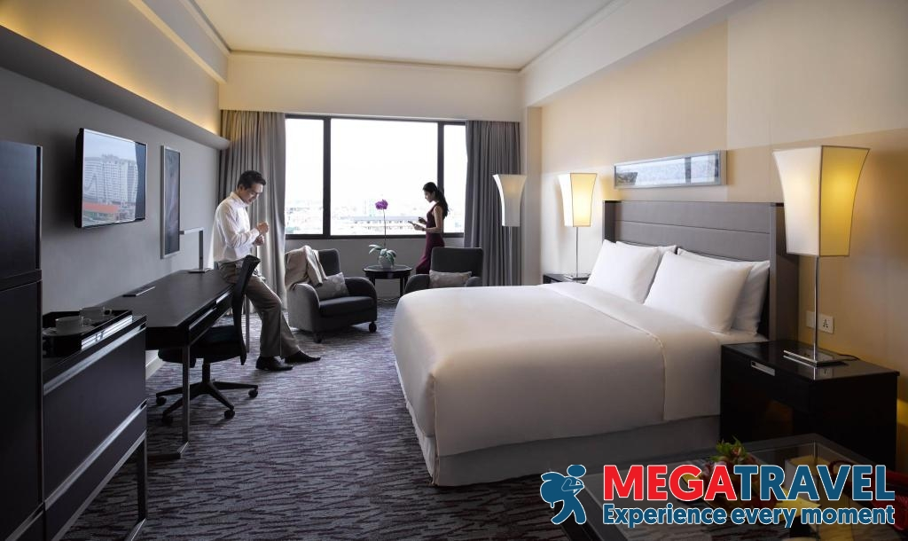 best hotels near ho chi minh airport 3