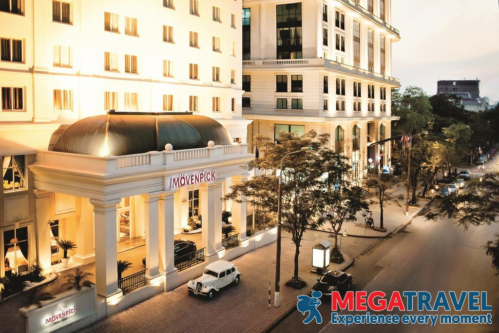 best hotels in Hanoi 1