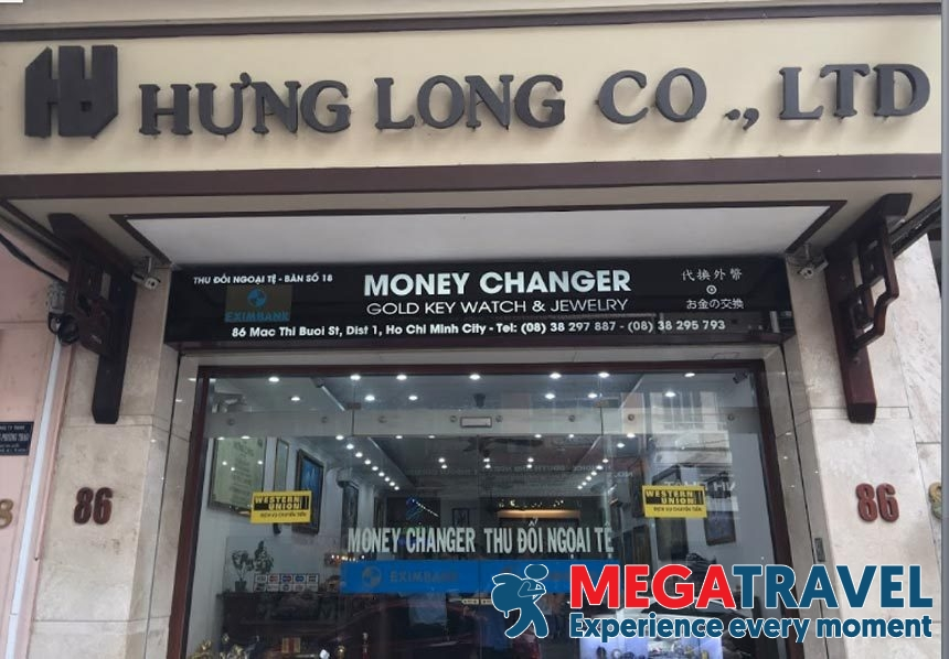 best money exchanges in Ho Chi Minh 4