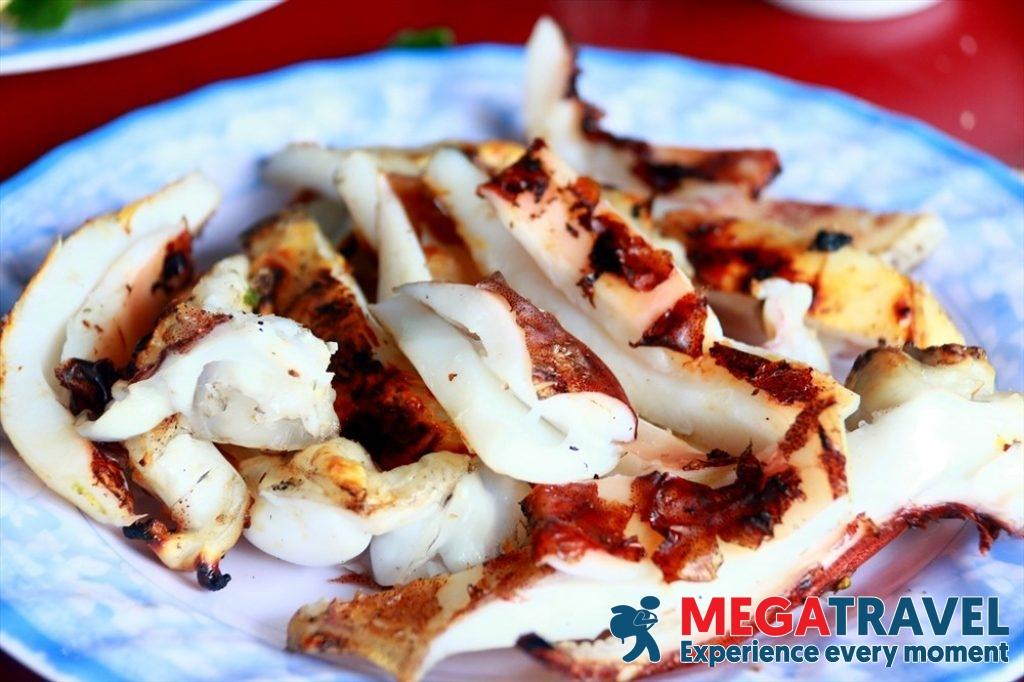 best seafoods in Vietnam 14