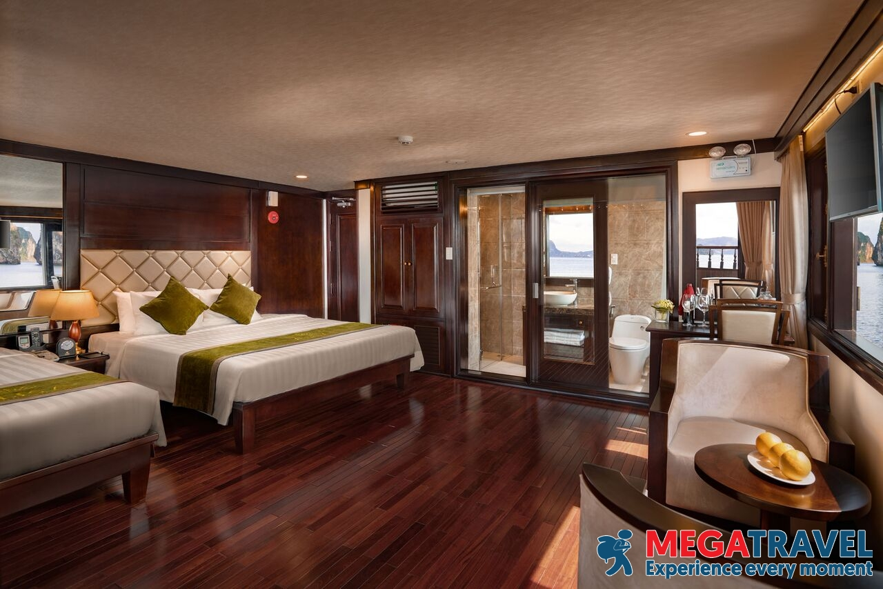 best Halong Bay cruises for backpackers 9