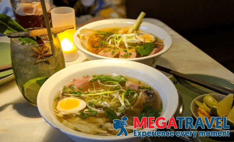 The best Pho in Ho Chi Minh