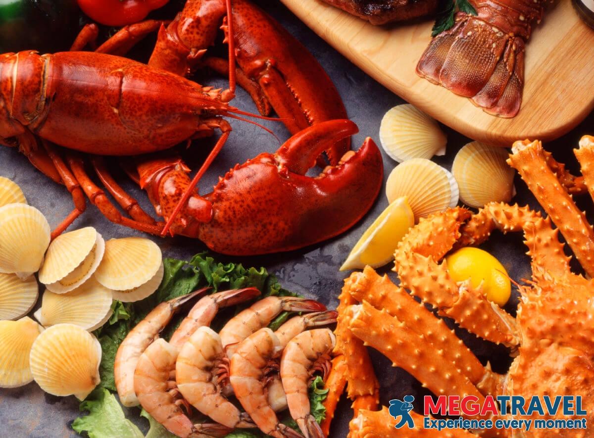 best seafoods in Vietnam 1