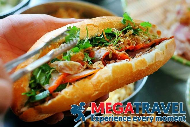 best Banh Mi in Vietnam 1