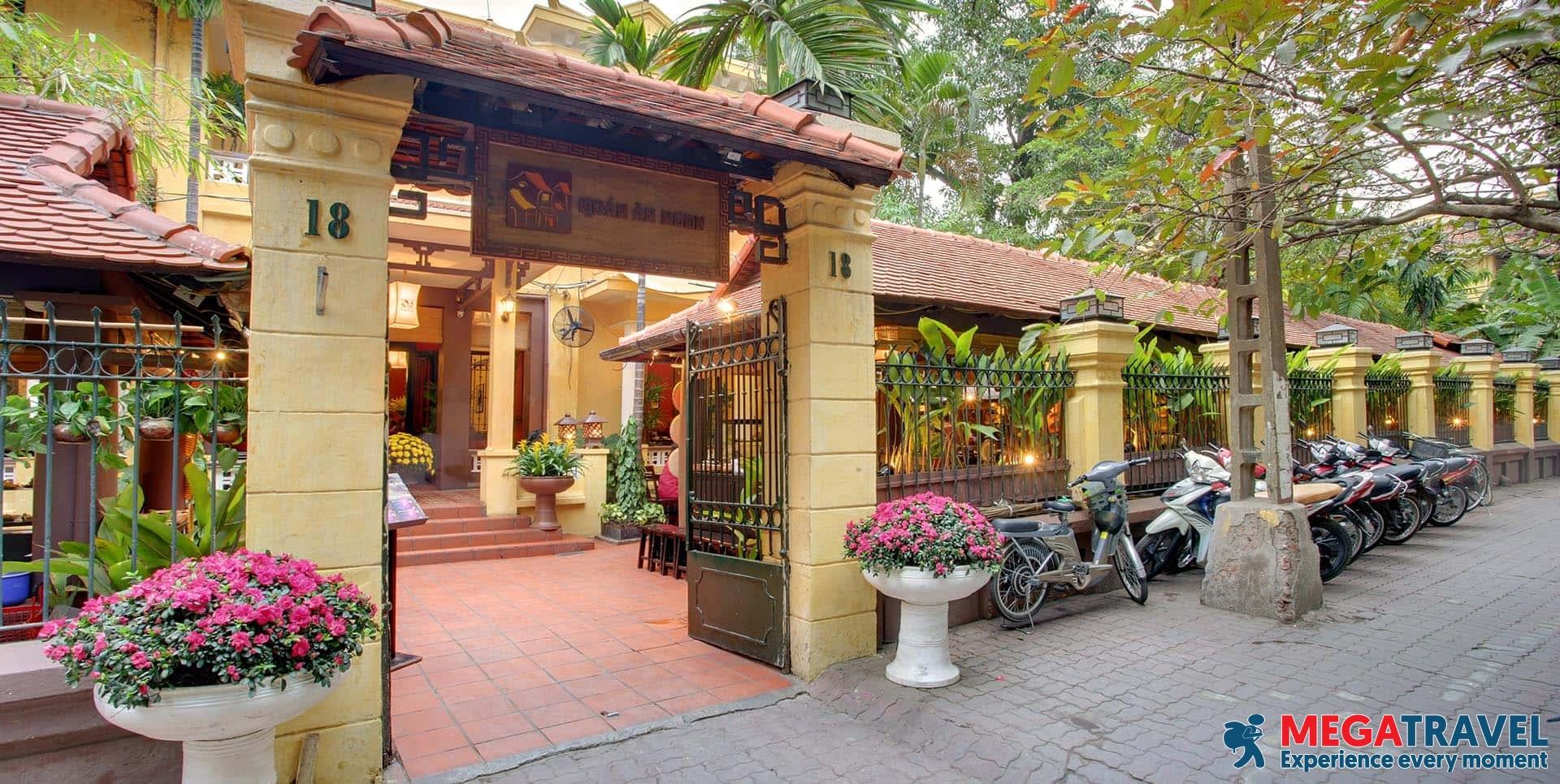 best restaurants in Hanoi 5