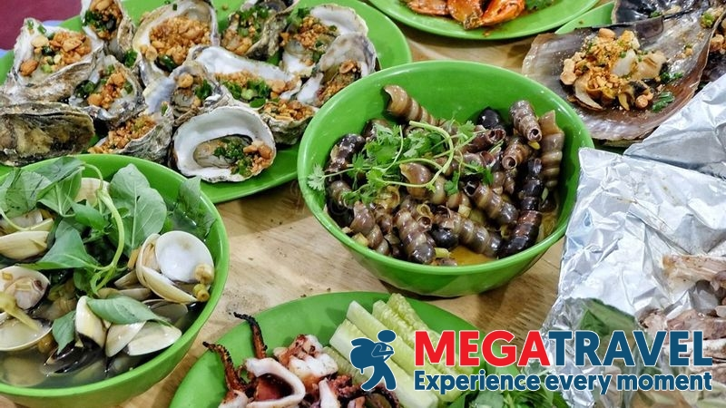 Best seafood restaurants in Nha Trang