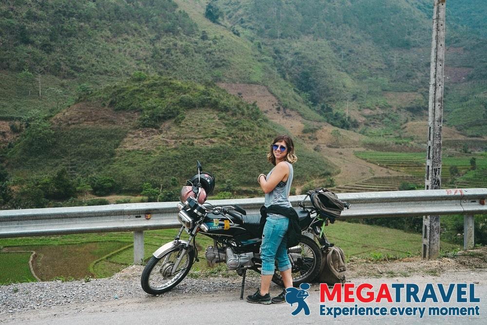Best motorbike rental in Ha Giang