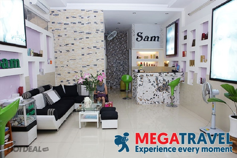 The best spa in Ho Chi Minh