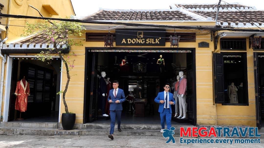 best Hoi An suit tailors