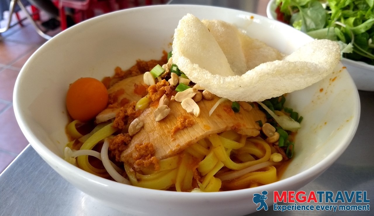 best Mi Quang in Hoi An