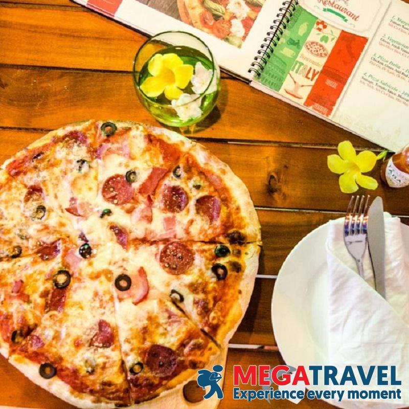 Best pizza in Da Nang