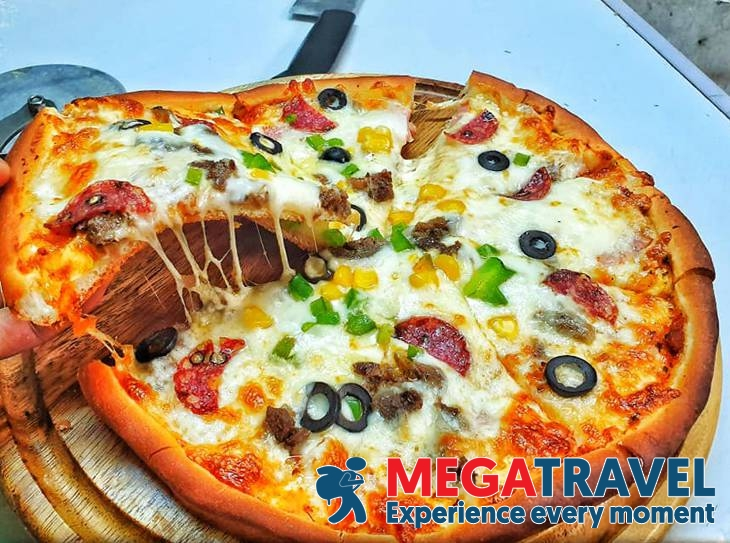 best pizzas in Hoi An