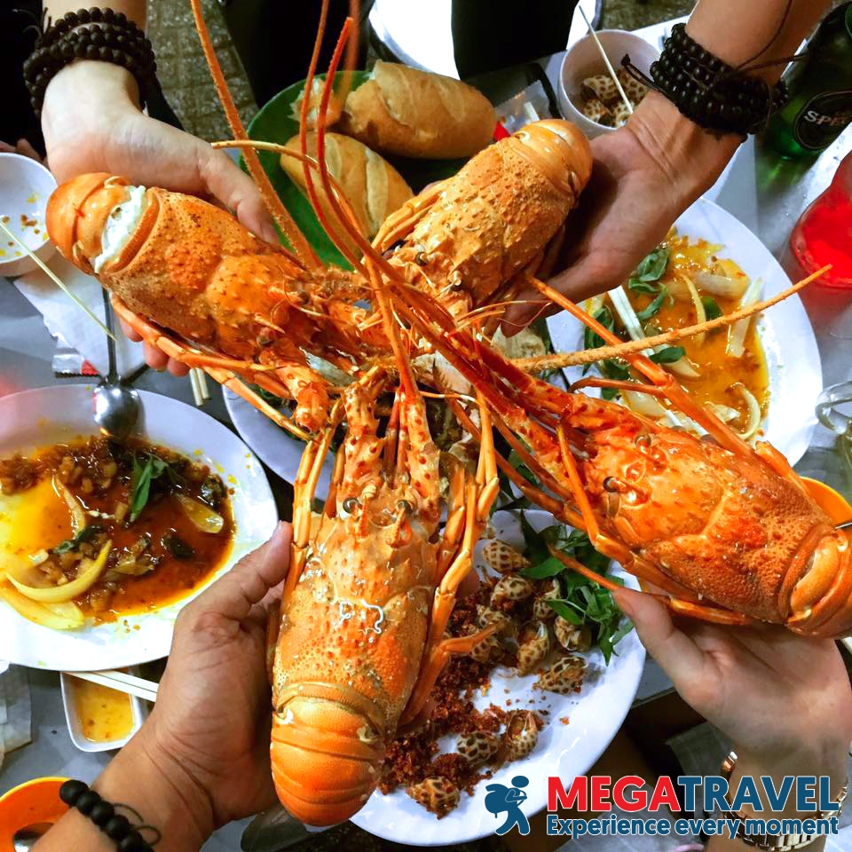 best seafood in Hoi An